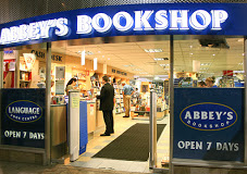 Abbeys Bookshop Sydney