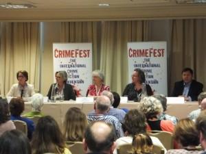 Bristol Crimefest 2014